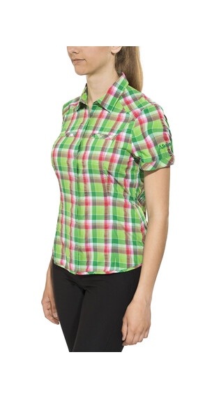 Schöffel Los Angeles UV Blouse Women jelly bean